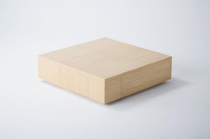 Naori Hirakoso & Takamitsu Kitahara   Kai Table