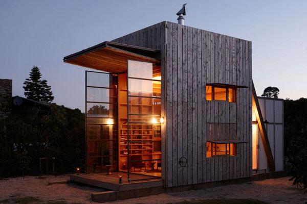 Crosson Clarke Carnachan   whangapoua house