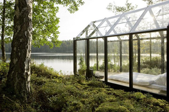 Ville Hara & Linda Bergroth   Garden shed