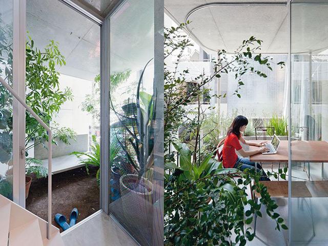 Ryue Nishizawa   Garden House
