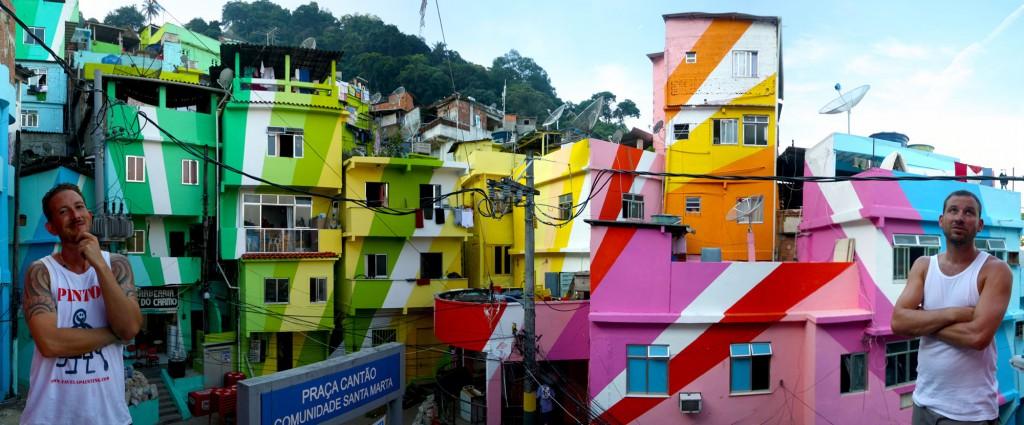 2012 12 25 Haas Hahn favela painting 05 1024x425 Haas & Hahn   Favela Painting