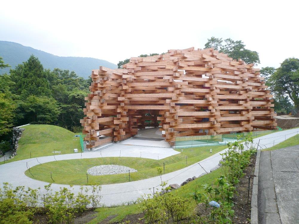 2013 01 11 Tezuka Architects woods of net 01 Tezuka architects   Woods of Net