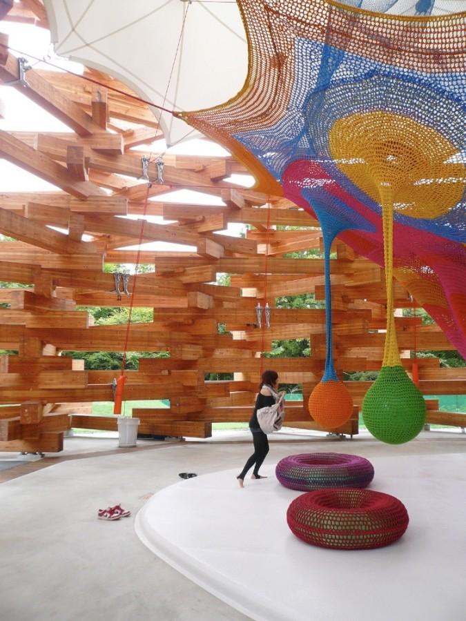 2013 01 11 Tezuka Architects woods of net 03 Tezuka architects   Woods of Net