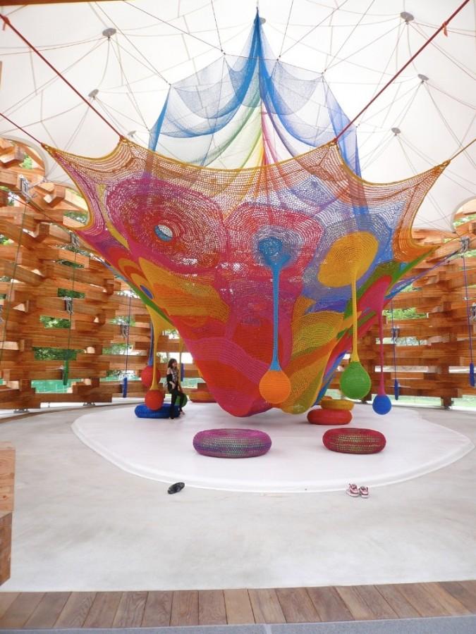 2013 01 11 Tezuka Architects woods of net 04 Tezuka architects   Woods of Net