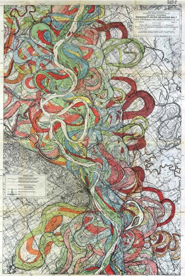 2013 03 08 harold n fisk mississippi river 02 Harold N. Fisk   Mississippi River