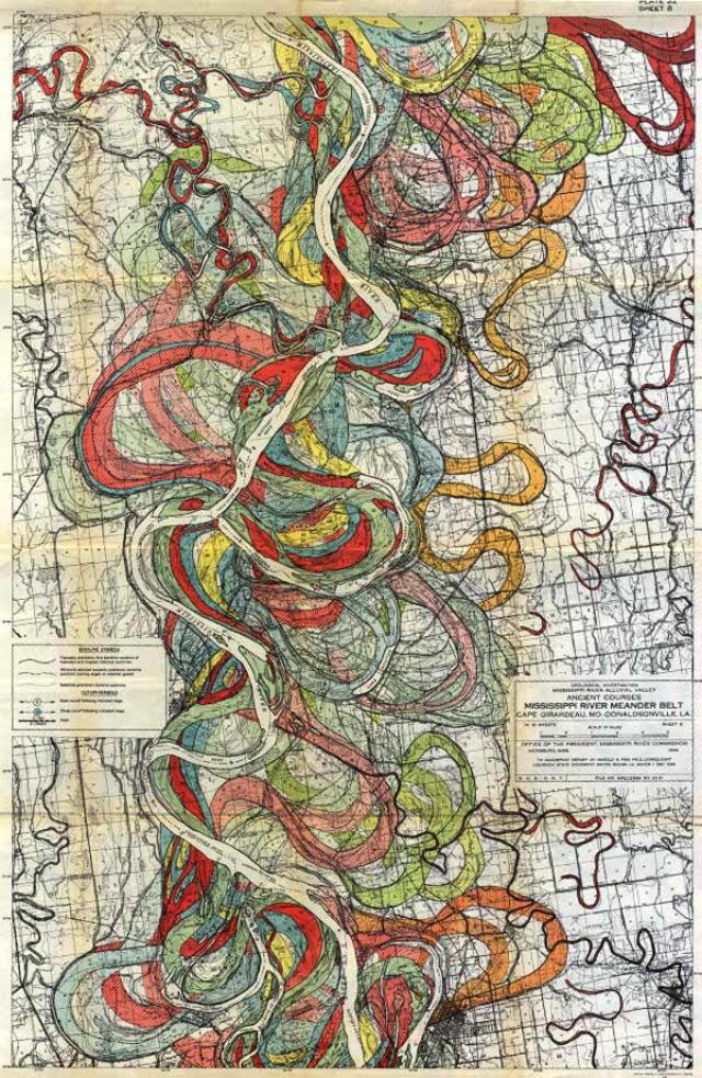 2013 03 08 harold n fisk mississippi river 04 Harold N. Fisk   Mississippi River