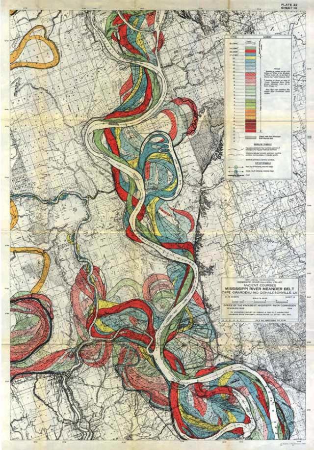 2013 03 08 harold n fisk mississippi river 05 Harold N. Fisk   Mississippi River