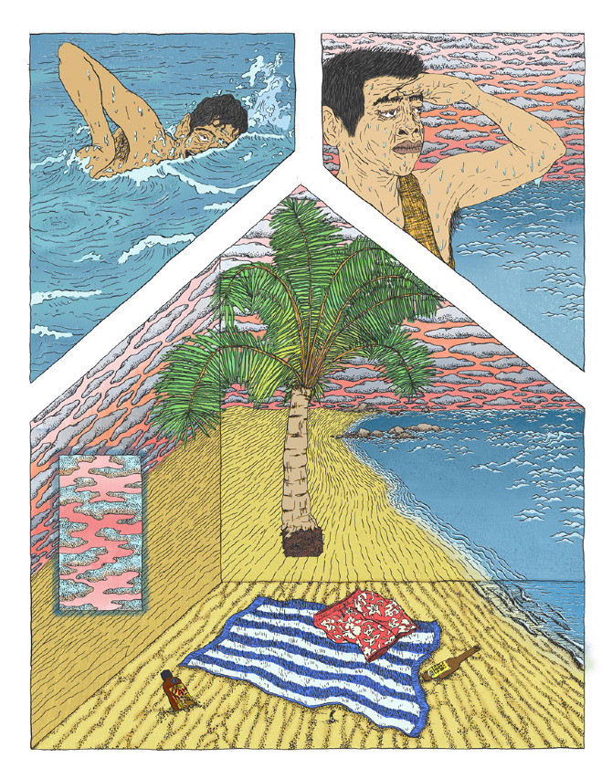 Beachedup John Chae