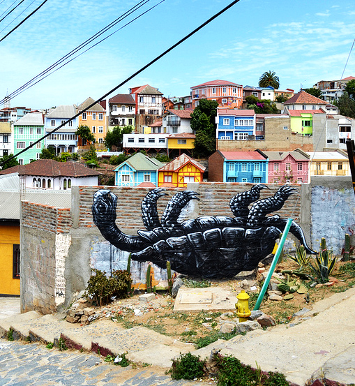 ROA Street art 13 ROA