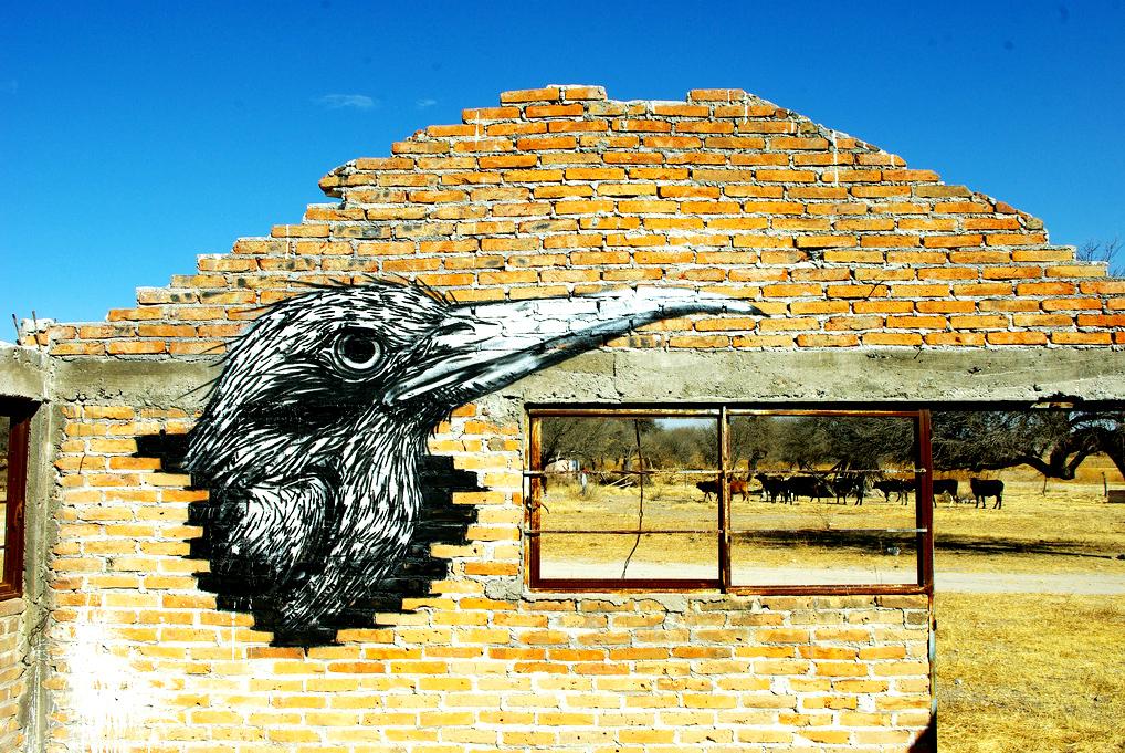 ROA Street art 6 ROA