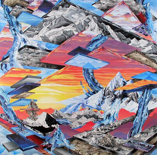 adam friedman paintings 5 Adam Friedman
