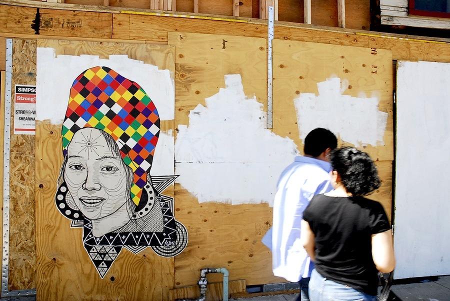 street artist feral 1 Feral