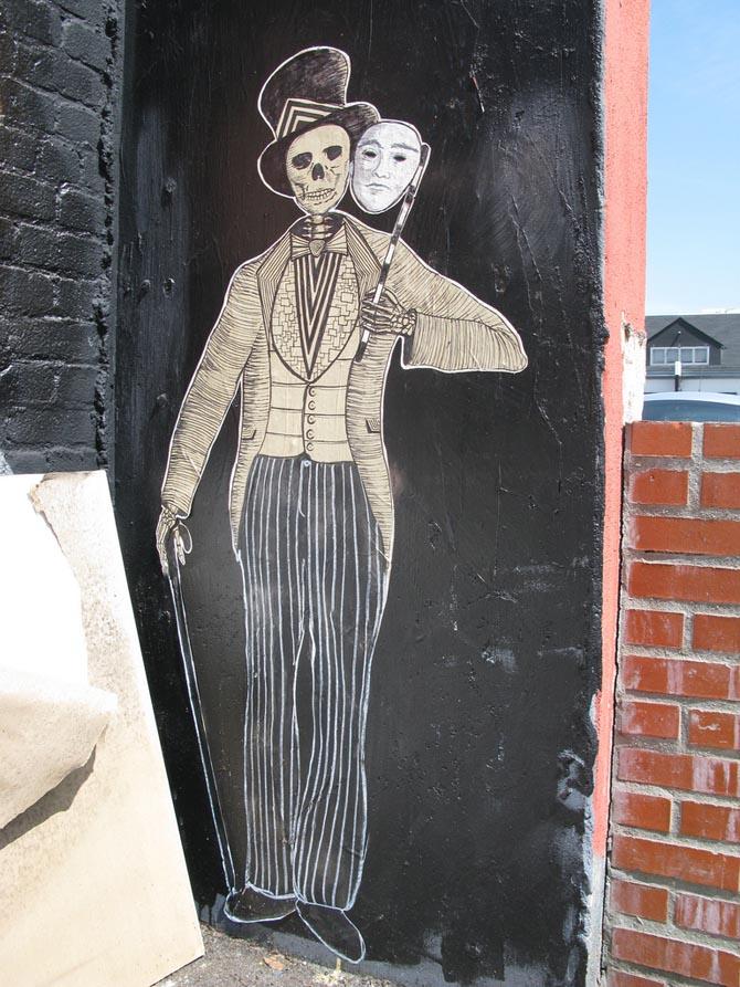 street artist feral 4 Feral