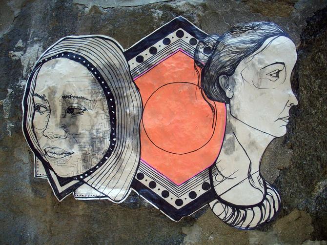 street artist feral 5 Feral