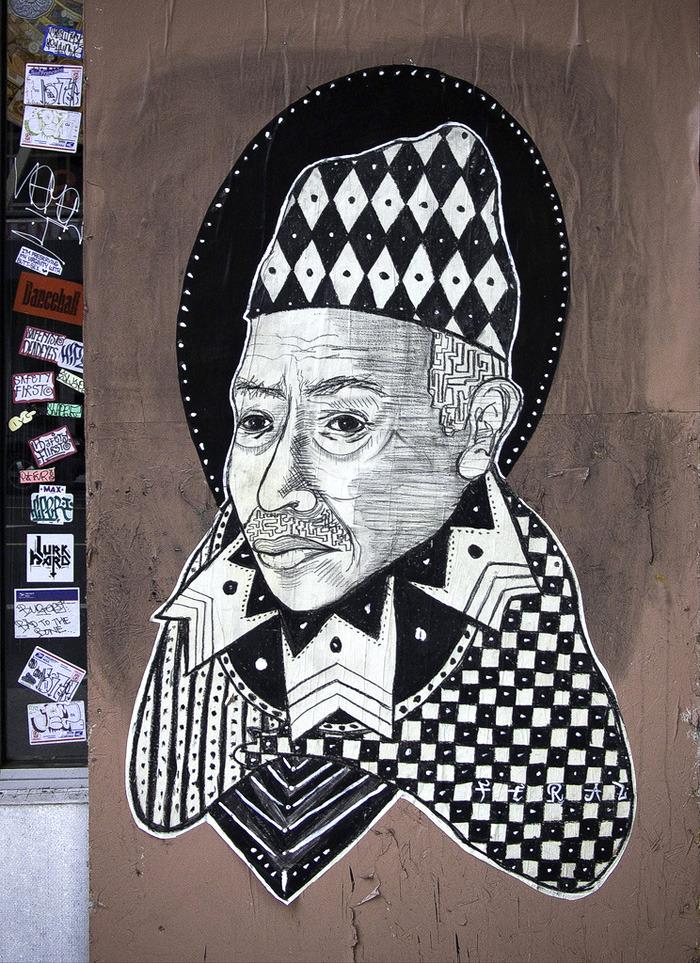 street artist feral 6 Feral