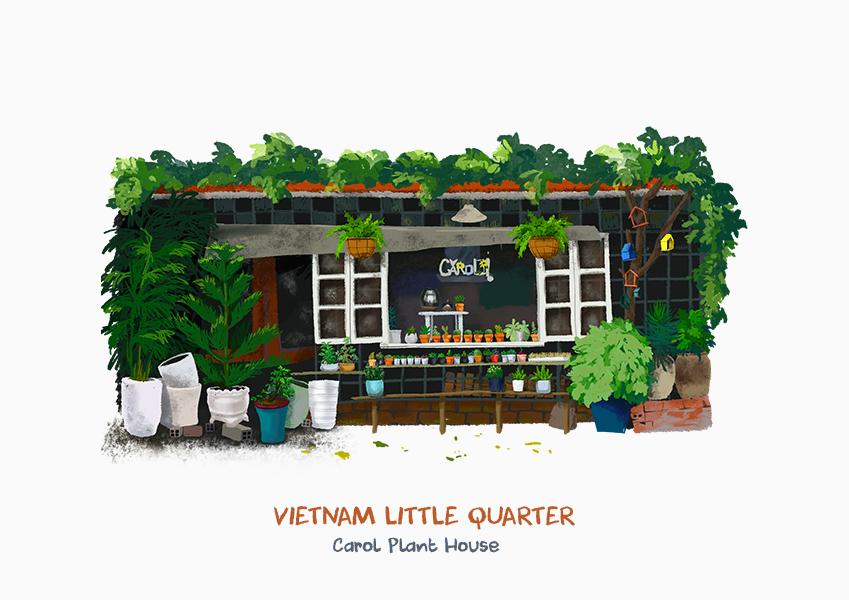 2017 03 19 Vietnam Little Quarter 01 Vietnam Little Quarter