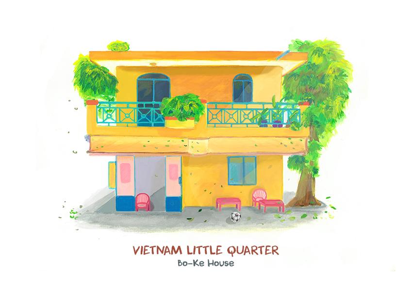 2017 03 19 Vietnam Little Quarter 07 Vietnam Little Quarter