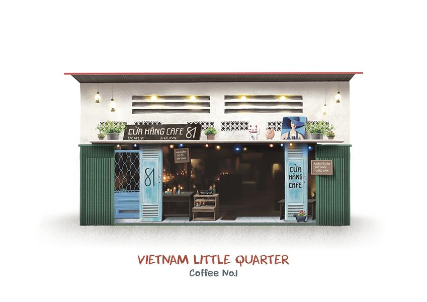 2017 03 19 Vietnam Little Quarter 12 Vietnam Little Quarter
