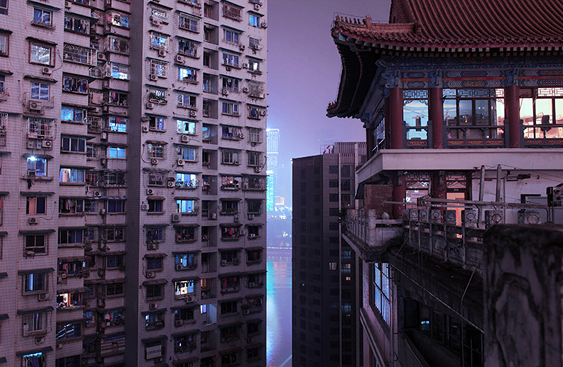 Between two worlds Chongqing 2016 Marilyn Mugot Marilyn Mugot