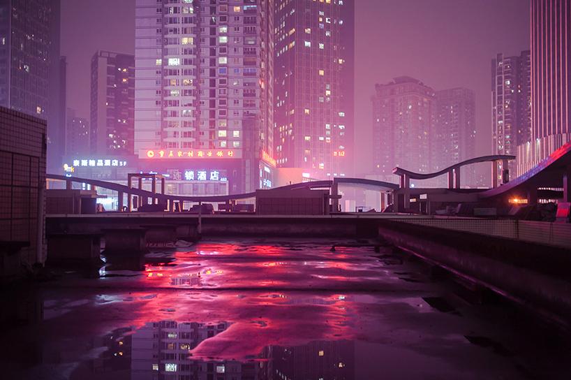 Wavy Horizon Chongqing 2016 MarilynMugot Marilyn Mugot